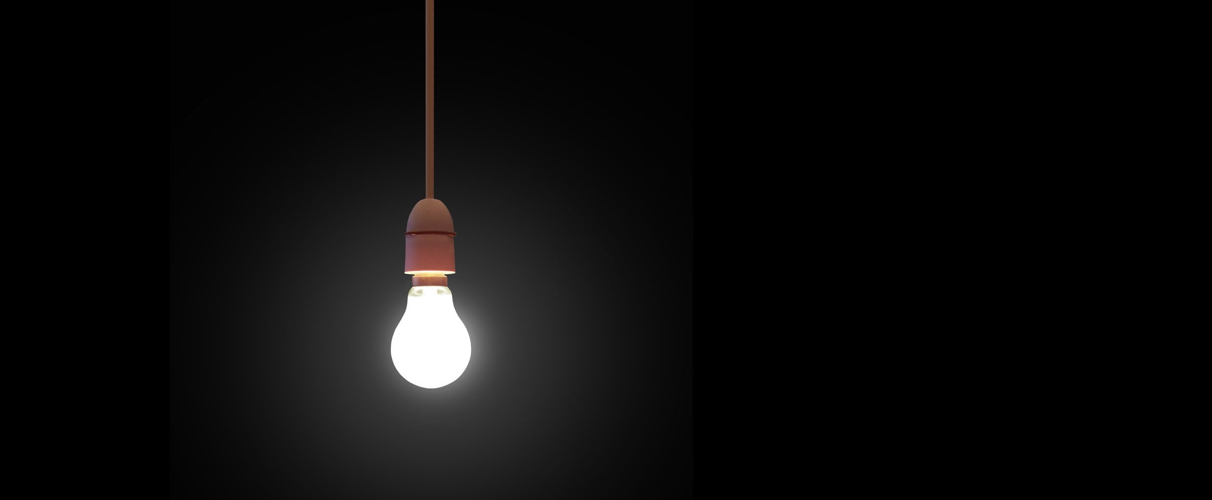 of Hanging Light Bulbs Wallpapers SC