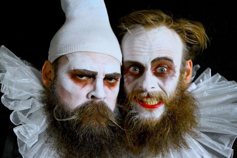 Henry Maynard and Jack Kelly in Skrimshanks