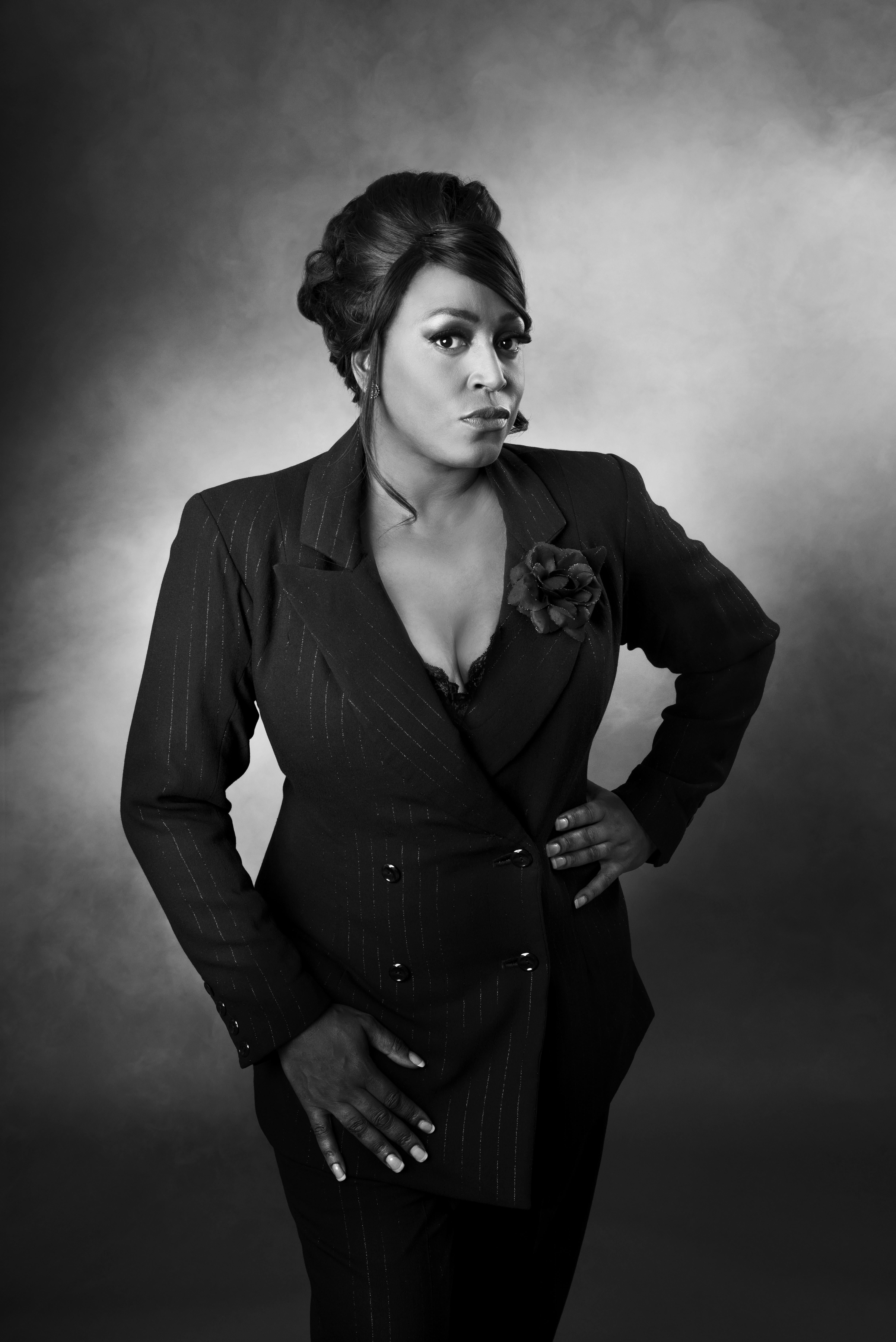 CHICAGO - Mica Paris as 'Mama Morton'. Image by Dewynters
