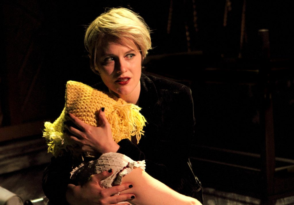Vanessa Reseland in Into The Woods. Photo Credit: Catherine Ashmore