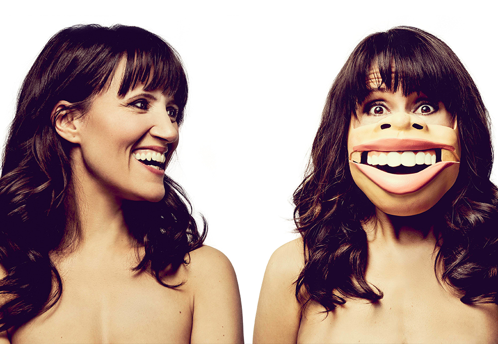 Nina Conti In Your Face