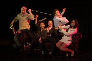 Murder On The Dancefloor by Spies Like Us