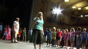 Musical Theatre Audition