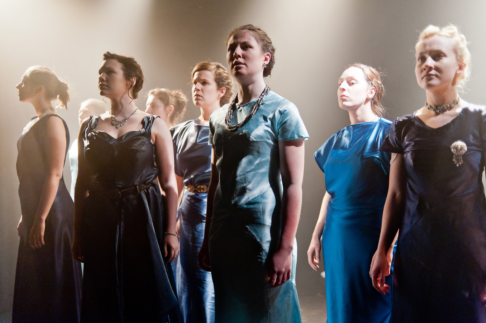 Lazarus Theatre Company's critically acclaimed Women of Troy.