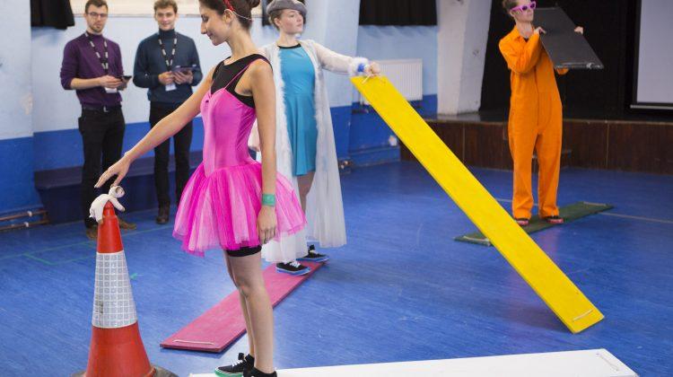 SPID Theatre 'I AM 4.0' - Photo credit Ellie Kurttz